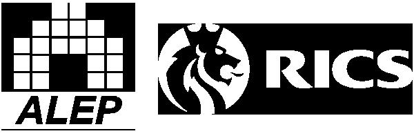 ALEP RICS Logos